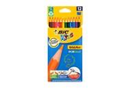 Набір олівців BIC Kids Evolution 12 кольорів