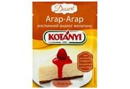 Агар-Агар Kotányi Dessert рослинний аналог желатину 10г