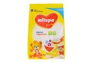 Каша Milupa манна з фруктами суха молочна з 6 місяців 210г