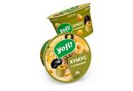 Хумус Yofi з оливками закуска з нуту 250г