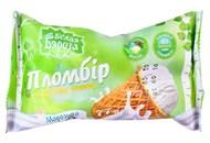 Морозиво Белая Бяроза Пломбір в цукровому стакані 15% 77г