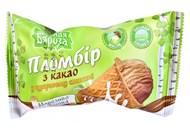 Морозиво Белая Бяроза Пломбір з какао у цукр стакані 15% 70г