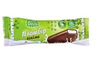 Морозиво Белая Бяроза Ескімо Пломбір у глазурі 15% 77г
