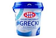 Йогурт Mlekovita Грецький натуральний 10% 1кг