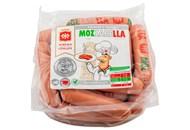 Сосиски М`ясна гільдія З сиром Mozzarella вищий сорт кг