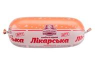Ковбаса Бащинський лікарська варена вищий сорт 0,5кг