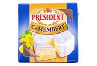Сир President Камамбер м`який 60% 90г