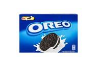 Печиво Oreo з какао та кремовою ванільною начинкою 228г