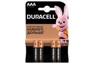 Батарейка DURACELL Basic AAA LR03 4 шт.