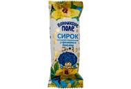 Сирок Волошкове Поле аромат ваніліну солодкий глазур 26% 36г