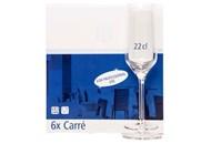 Келихи H-line для шампанського 220мл 6шт