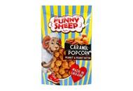 Попкорн Веселі баранці у карамелі з арахісом 100г