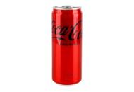 Напій Coca-Cola Zero б/а с/газ 0.33л