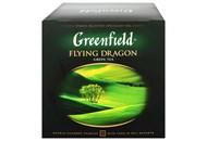 Чай Greenfield Flying Dragon зелений китайськ 2г*120шт 240г