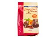 Пряники Lambertz з абрикосовою начинкою в шоколаді 150г