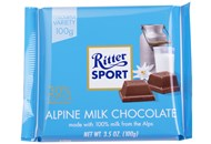 Шоколад Ritter Sport молочний 100г