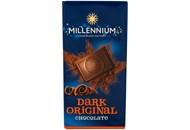 Шоколад Millennium чорний 100г