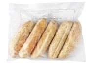 Багет Віденські Булочки для хот-дога з кунжутом 5х65г