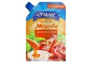 Гірчиця Чумак медова пікантний смак 120г