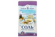 Сіль Salute Di Mare морська натуральна харчова помел №3 750г