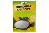Кислота лимонна Эко харчова 100г