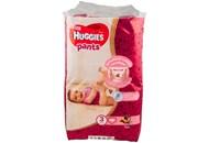 Підгузки-трусики Huggies Pants для дівчат 3розм 6-11кг 58шт