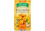Брускети Maretti смак суміші сирів запечені хлібні 70г