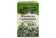 Чай Поліський Фенхель і ромашка трав`яний 1,5г*20шт 30г