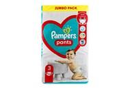 Підгузки-трусики Pampers Pants Midi 3 розмір 6-11кг 60шт