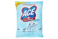 Плямовивідник Ace Oxi Magic White для білого 200г