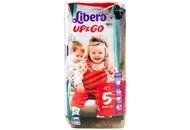 Підгузки-трусики Libero Up&Go 4 розмір 10-14кг 42шт