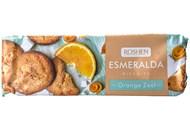 Печиво Roshen Esmeralda здобне з цедрою апельсина 150г