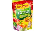 Приправа Роллтон 12 овочів і трав базилік і томати 200г