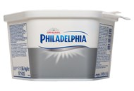 Сир Philadelphia м`який пастеризов 61% 1,65кг