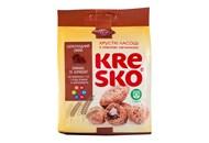 Фігурки АВК Kresko з начинкою Шоколадний смак хрусткі 74г
