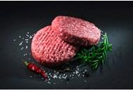 Гамбургер з яловичини січений охолоджений