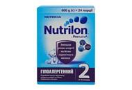 Суміш Nutrilon Гіпоалергенний 2 суха для дітей 6-12 міс 600г