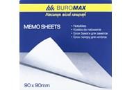 Блок білого паперу для нотаток 90х90х70мм.,не скл.