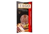 Грудинка качина Fago в`ялена із сумішшю перців 90г