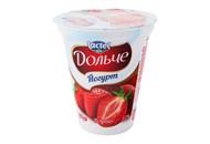 Йогурт Дольче Полуниця 3.2% 280г