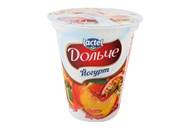 Йогурт Дольче Персик-маракуйя 3.2% 280г