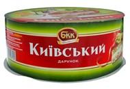 Торт БКК Київський дарунок з арахісом 0.85кг
