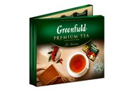 Набір Greenfield Premium Tea Collection 24 види чаю 167,2г