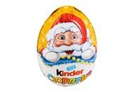 Яйце Kinder Сюрприз новоріч з молочн шоколаду з іграшкою 21г
