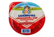 Сир кисломолочний Слов`яночка Домашній 9% 280г