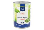 Горошок Metro Chef зелений консервований ніжний 400г