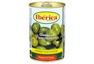 Оливки Iberica з кісточкою 300г