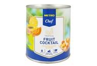Коктейль Metro Chef з тропічних фруктів в сиропі 825г