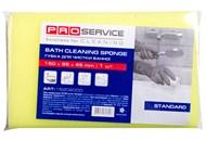 Губка для чистки ванної Pro Service Standart 150х95х45мм 1шт