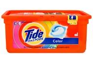 Капсули для прання Tide Color д/кольор речей 24,8г*30шт 744г